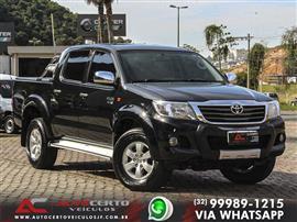 Toyota Hilux CD SR 4x2 2.7 16V/2.7 Flex Aut. 2012/2013