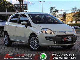 FIAT PUNTO ESSENCE 1.6 FLEX 16V 5P 2013/2013